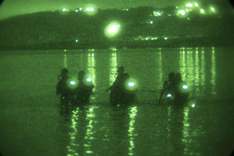 Night Vision - Navy - Guam